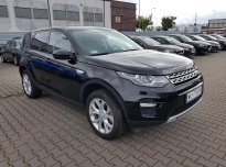 LAND ROVER DISCOVERY-SPORT SUV