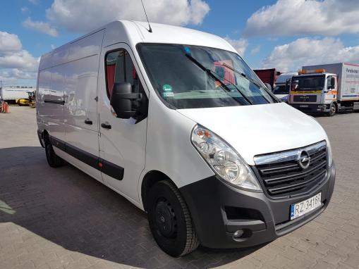 OPEL MOVANO Delivery van